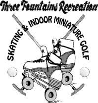 Three Fountains Recreation Logo